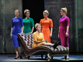 BWW Review: Muhly's MARNIE, in Mayer's Cinematic Production, Is a 'Riddle, Wrapped in a Mystery, Inside an Enigma'