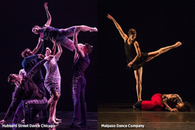 Hubbard Street Dance Chicago and Malpaso Dance Company Collaborate at the Auditorium Theatre