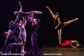 Hubbard Street Dance Chicago and Malpaso Dance Company Collaborate at the Auditorium Theatre