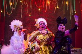 BWW Review: MAMMY GOOSE, Tron Theatre, Glasgow