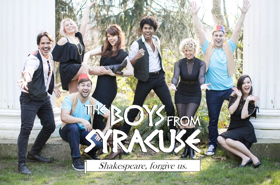 Showtunes Theatre Company Partners with Village Theatre to Present THE BOYS FROM SYRACUSE in Concert