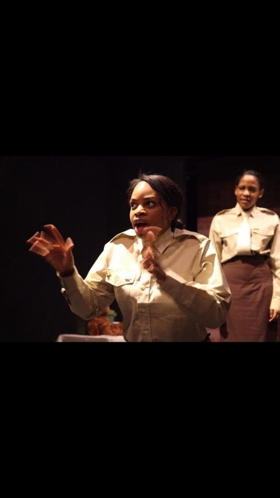 The OMR Theatre Presents FORT HUACHUCA: African American Nurses & The Second World War
