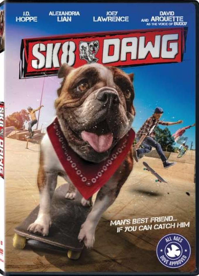 SK8 DAWG Starring Joey Lawrence Comes to Digital and DVD