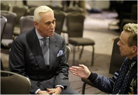 THE CIRCUS Sits Down With Roger Stone And Follows 2020 Hopefuls