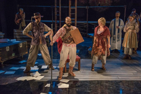 BWW Review: New Rep's Season of Resilience: MAN OF LA MANCHA