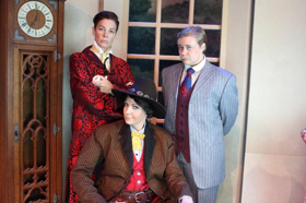 Crack the Mystery with Manoa's All-Female BASKERVILLE: A SHERLOCK HOLMES MYSTERY