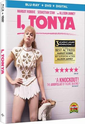 Academy Award Nominee I, TONYA Available on Blu-Ray and DVD March 13