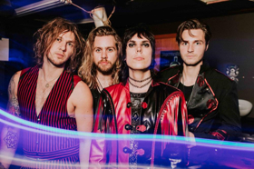 The Struts Release Lyric Video For IN LOVE WITH A CAMERA