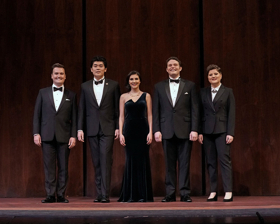 BWW Review: [Opera] Star Trek - The Next Generation from the Met National Council Finals Concert