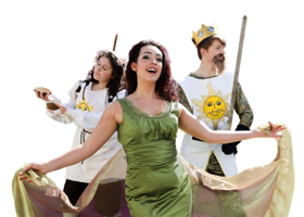 Metropolitan Performing Arts Presents SPAMALOT THE MUSICAL, YOUNG AT PART EDITION