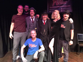 BWW Review: MAGIC MONDAY Welcomes Awe Inspiring Magicians to the Santa Monica Playhouse