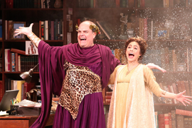 Cast Of Ken Ludwig's THE GODS OF COMEDY Announced At The Old Globe