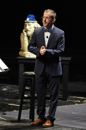 Barry Edelstein's THINKING SHAKESPEARE LIVE! Returns to the Old Globe