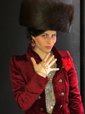 Lea Kalisch Performs IN LOVE WITH A DREAM for New Yiddish Rep's May 11 KABARET!
