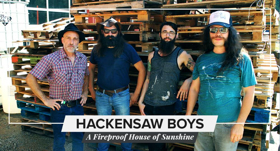 Hackensaw Boys to Release New EP in June