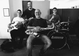 Giorgos Krasidis Quartet Comes to Technopolis 20