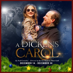 A DICKENS CAROL Comes to Madison Street Theatre