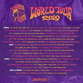 Delvon Lamarr Organ Trio Announces 2019 World Tour