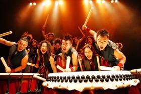 Yamato Delivers Thundering Japanese Drum Show