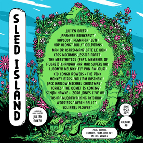 Sled Island Music & Arts Festival Announces Second Wave of Artists