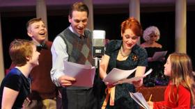 Metropolitan Ensemble Theatre Presents IT'S A WONDERFUL LIFE