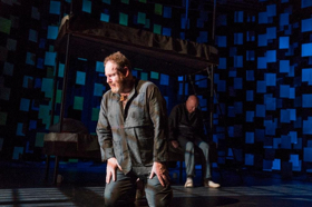 BWW Review: ON BLUEBERRY HILL at 59E59 Theaters is a Mesmerizing Two-Hander