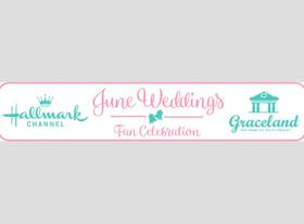 Hallmark Channel Presents June Weddings Fan Celebration at Graceland