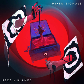 Rezz Joins Forces With Blanke To Deliver Collaborative New Single MIXED SIGNALS, Out Now