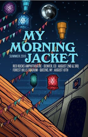 My Morning Jacket Announce Summer 2019 Tour Dates