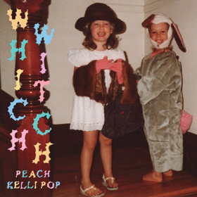 Peach Kelli Pop To Release New EP WHICH WITCH Available on Record Store Day 2018