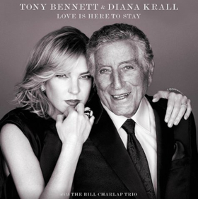 Tony Bennett and Diana Krall Release Album 'Love is Here to Stay' Celebrating the Music of Gershwins