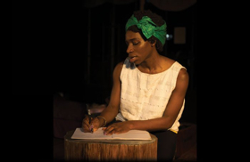 BWW Review: BLACK IS THE COLOR OF MY VOICE, Trafalgar Studios