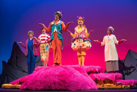 The Arvada Center Opens The Musical SEUSSICAL