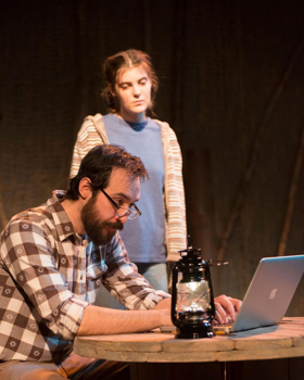 BWW Feature: THE BIG HEARTLESS at Just Say It Theatre