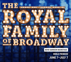 Rialto Chatter: Harriet Harris, Will Swenson, and Kathy Fitzgerald to Lead the Cast of THE ROYAL FAMILY OF BROADWAY?