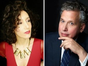 Gabrielle Stravelli Joins Billy Stritch in DOWN FOR DOUBLE Concert At The RRazz Room