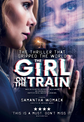 Samantha Womack Stars In UK & Ireland Tour Of THE GIRL ON THE TRAIN