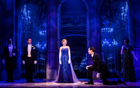 BWW Review: ANASTASIA National Tour at Durham Performing Arts Center