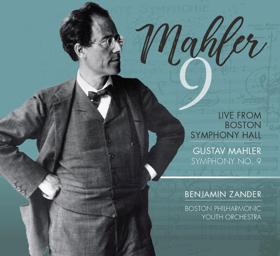 Boston Philharmonic Youth Orchestra Releases Mahler 9 Album, Led By Benjamin Zander