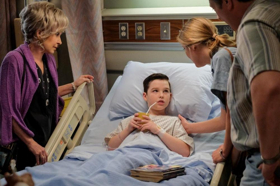 Scoop: Coming Up On Rebroadcast of YOUNG SHELDON on CBS - Today, March 14, 2019