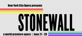 NY City Opera Announces Initial Casting And Ticket On Sale Date For STONEWALL