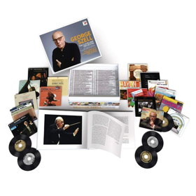 Sony Classical Releases GEORGE SZELL: THE CLEVELAND ORCHESTRA THE COMPLETE COLUMBIA ALBUM COLLECTION