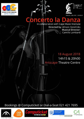 Dance for All presents CONCERTO LA DANZA