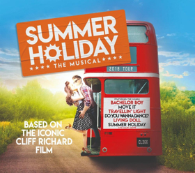 Full Casting Announced For SUMMER HOLIDAY 2018 UK Tour