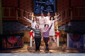 BWW Review: Broadway Rose's YOUR HOLIDAY HIT PARADE is the Pitch Perfect Way to Get into the Holiday Spirit