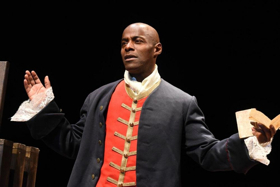 Paterson Joseph Brings His One Man Show SANCHO: An Act Of Remembrance To Wilton's Music Hall For London Premiere