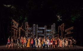 Theatre Under The Stars Houston Announces Cast for JEROME ROBBINS' BROADWAY