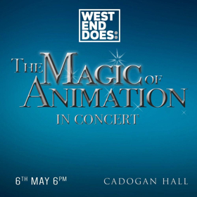 BWW Interview: Rob Houchen Talks West End Does The Magic of Animation Concert