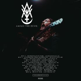 Amigo The Devil Launches Vinyl Pre-Order For Debut EP, On Tour Now