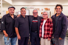 Rehearsals Have Begun For Luis Valdez's VALLEY OF THE HEART At Taper